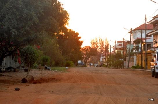 Rua dos Cajueiros