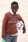 Andreo, grand joueur de foot!