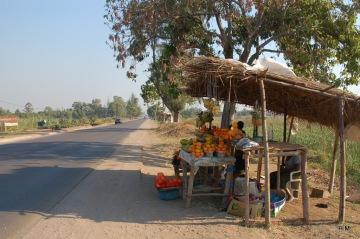 Sur la route de Maputo
