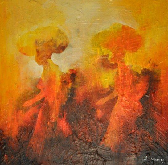 Peinture Mozambicaine
