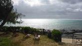 Ciel menaçant, le cyclone est sur Rodrigues...