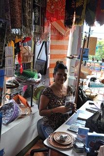 La vendeus de Tong, Mahébourg