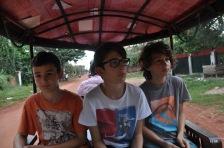 En route pour Taprohm