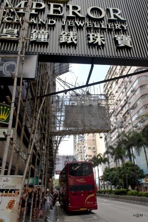 Moderne le Bambou