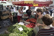 Le marché de Mamers
