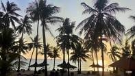Coucher de Soleil au May House Resort