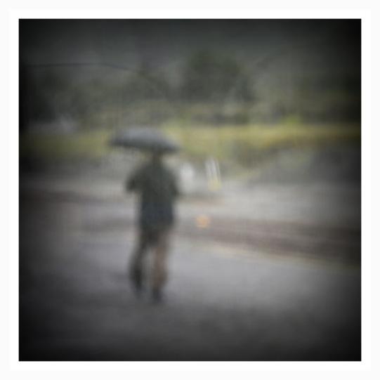 Il pleut toujours!