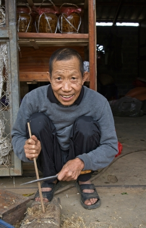 fabricant de chopsticks (đũa)
